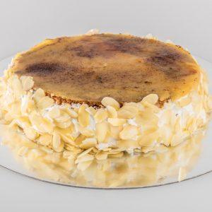 tarta de San Marcos pequeña (8 porciones)