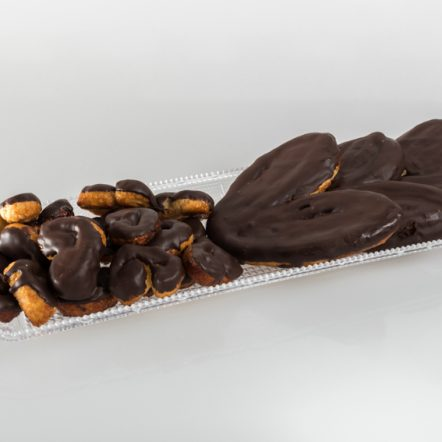 palmeritas chocolate sin gluten sin lactosa