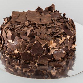 tarta selva negra sin gluten y sin lactosa