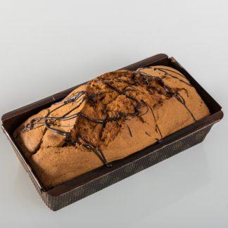 bizcocho con chocolate sin gluten y sin lactosa