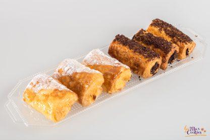 Napolitana sin gluten y sin lactosa