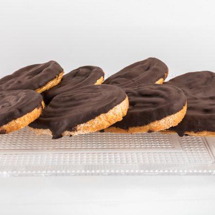palmera chocolate sin gluten y sin lactosa