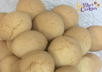 cookies sin gluten sin lactosa sin azúcar