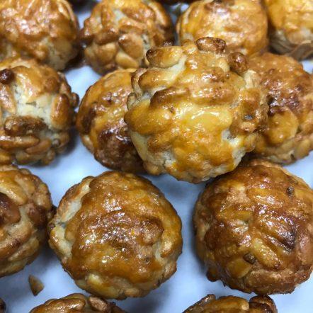 panellets sin gluten sin lactosa
